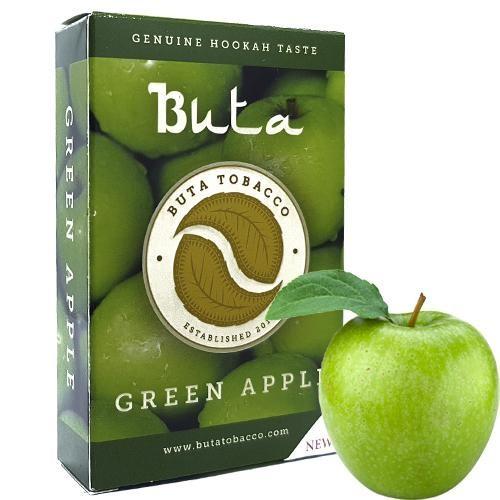 Тютюн Buta Green Apple Gold Line (Зелене Яблуко) 50гр