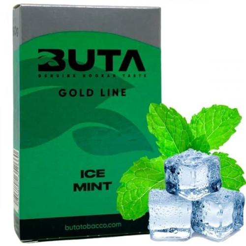 Тютюн Buta Ice Mint Gold Line (М'ята Лід) 50гр