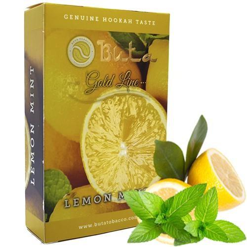 Тютюн Buta Lemon Mint Gold Line (Лимон Мята) 50 гр