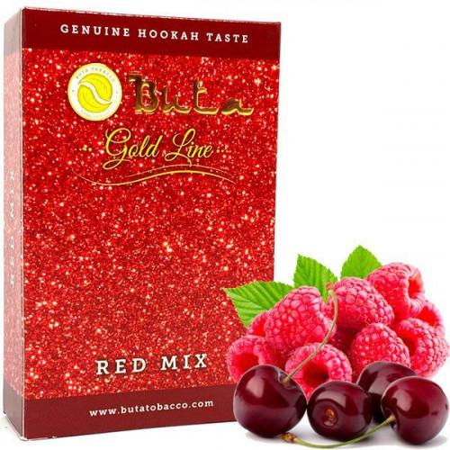 Тютюн Buta Red Mix Gold Line (Червоний Мікс) 50 гр.