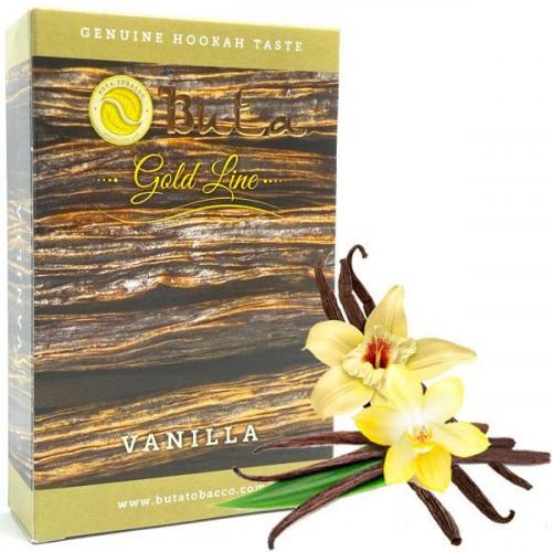 Тютюн Buta Vanilla Gold Line (Ваніль) 50 гр.