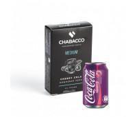 Табак Chabacco Medium Cherry Cola (Вишневая Кола) 50 гр