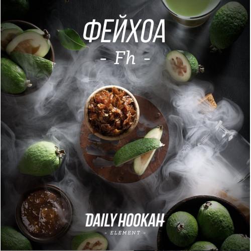 Табак Daily Hookah -Fh- (Фейхоа) 250 грамм