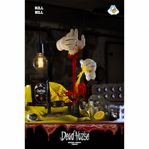 Табак для кальяна Dead Horse Heaven Line Kill Bill (Самбука с лимоном) 100 грамм