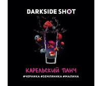 Табак DarkSide Shot Карельский Панч 120 грамм