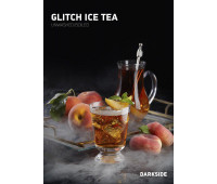 Табак Darkside Glitch Ice Tea medium (Персиковый Чай со Льдом 100 грамм)