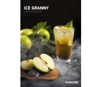 Тютюн Darkside Ice Granny Medium (Крижане Яблуко) 100 грам
