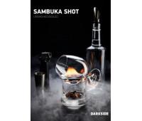 Тютюн Darkside Sambuka Shot Medium (Самбука) 100 грам