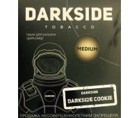 Табак DarkSide Cookie medium (Шоколадно Банановое Печенье 100 грамм)