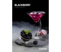 Тютюн DarkSide Blackberry (Ожина) 100 грам
