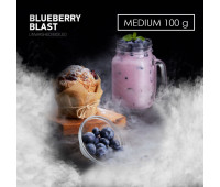 Табак DarkSide Blueberry Blast Medium (Черничный Взрыв) 100 грамм