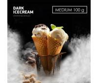 Табак DarkSide Dark Icecream (Шоколадное Мороженое) 100 грамм