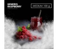 Тютюн DarkSide Generis Raspberry (Дженеріс Малина) 100 грам