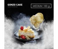 Табак DarkSide Gonzo Cake (Чизкейк) 100 грамм