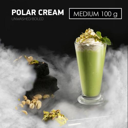 Купить Табак для кальяна Darkside Polar Cream Medium (Дарксайд Фисташковое мороженое 100 грамм)
