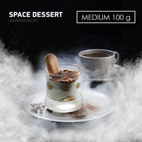 Табак для кальяна DarkSide Space Dessert Medium (ДаркСайд Тирамису) 100 грамм