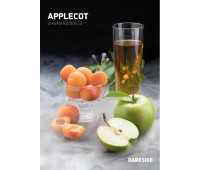 Тютюн DarkSide Applecot Medium Line (Зелене Яблуко) 100 gr