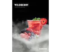 Табак DarkSide Wildberry (Ягодный Микс) 100 грамм