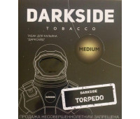 Тютюн для кальяну DarkSide Torpedo medium (дарксайд Торпедо 250 грам)