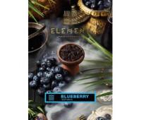 Табак для кальяна Element Water Blueberry (Черника, 100 г)