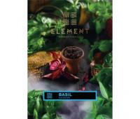 Табак для кальяна Element Water Basil (Базилик, 100 г)