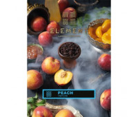 Тютюн для кальяну Element Water Peach (Персик, 100 г)