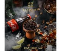 Табак для кальяна Element Earth Cola (Кола, 100 г)