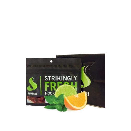 Тютюн Fumari Citrus Mint (Цитрус М'ята) 100 гр