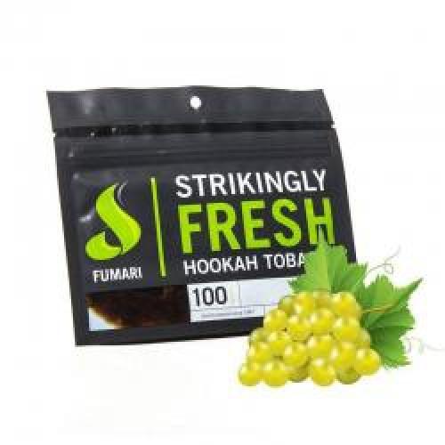 Тютюн Fumari White Grape (фумар Білий Виноград)