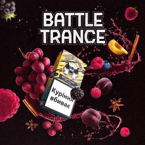 Табак Honey Badger Mild Mix Battle Trance (Баттл Транс) 250 гр
