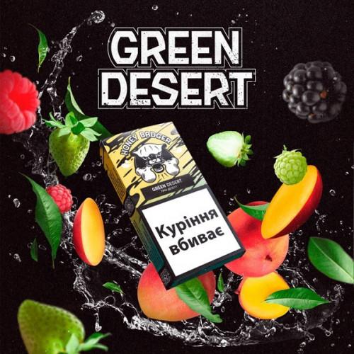 Табак Honey Badger Mild Mix Green Desert (Грин Десерт) 250 гр