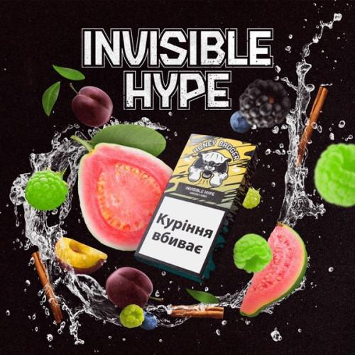 Табак Honey Badger Mild Mix Invisible Hype (Инвизибл Хайп) 250 гр