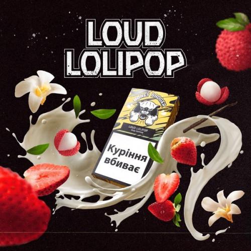 Табак Honey Badger Mild Mix Loud Lolipop (Лауд Лолипоп) 250 гр