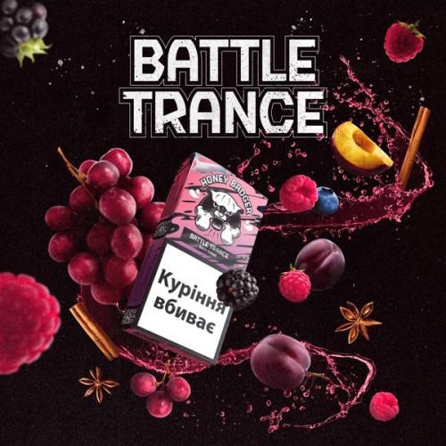 Табак Honey Badger Wild Mix Battle Trance (Баттл Транс) 250 гр