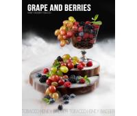 Табак Honey Badger Wild Line Grape And Berries (Виноград Ягоды) 40 гр