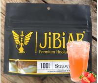 Табак Jibiar Strawberry Lemonade (Клубника Лимонад) 100 гр