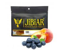 Табак Jibiar Blue Peach (Блю Персик) 100 гр