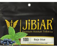 Табак Jibiar Baja Blue (Баджа Блу) 100 гр