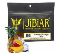 Табак Jibiar Sweet Mango Mix (Сладкий Манго Микс) 100 гр