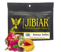 Табак Jibiar Amour Infini (Амур Инфини) 100 гр