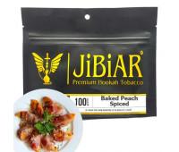 Табак Jibiar Baked Peach Spiced (Персик Гриль) 100 гр