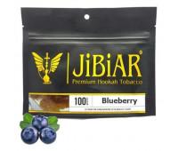 Табак Jibiar Blueberry (Черника) 100 гр