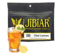 Табак Jibiar Chai Lemon (Чай Лимон) 100 гр