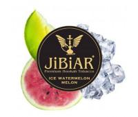 Табак Jibiar Ice Watermelon Melon (Арбуз Дыня Лед)100 гр
