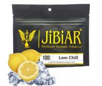 Табак Jibiar Lemon Chill (Лимон Чилл) 100 гр
