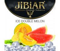Табак Jibiar Ice Double Melon (Дыня Арбуз Лед) 100 гр