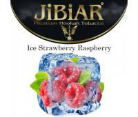 Табак Jibiar Ice Strawberry Raspberry (Лед Клубника Малина) 100 гр