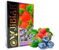 Табак Jibiar Blue Strawberry (Клубника Блю) 50 гр