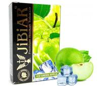Табак Jibiar Ice Green Apple (Зеленое Яблоко Лед) 50 гр