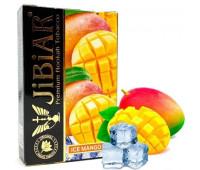 Табак Jibiar Ice Mango (Манго Лед) 50 гр